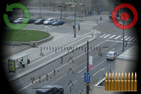 intersection sniper