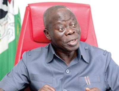 Oshiomhole Said That  Buhari will lose 75% of Northern votes – nPDP, R-APC