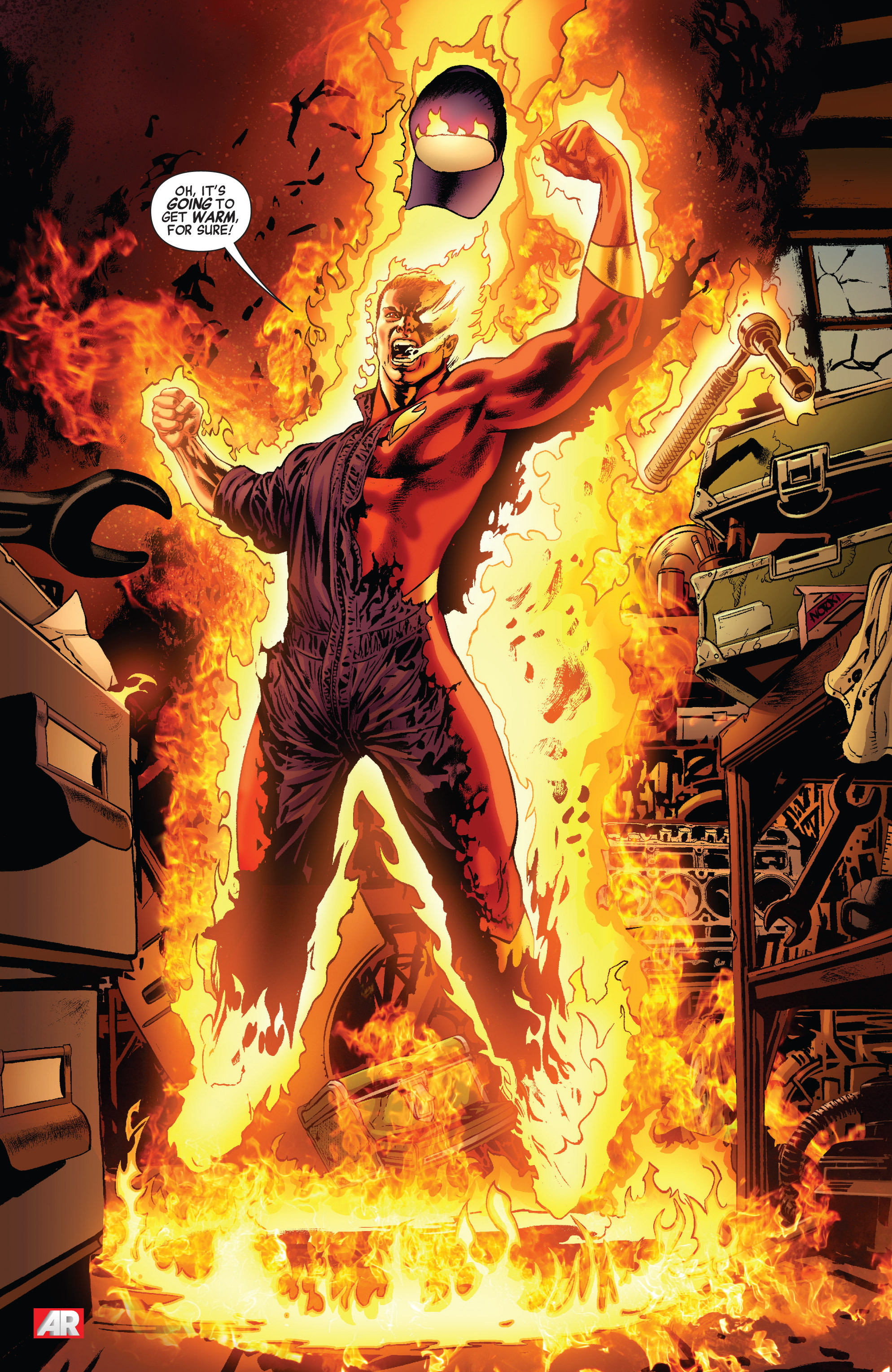 Read online All-New Invaders comic -  Issue #1 - 9