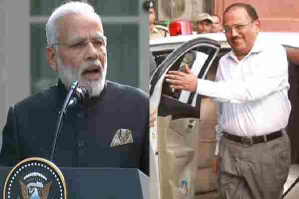 nsa-ajit-doval-saved-pm-modi-from-embarrassment-in-white-house