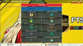 FTS Mod PES 2018 Liga 1 Gojek Bukalapak Apk Data OBB