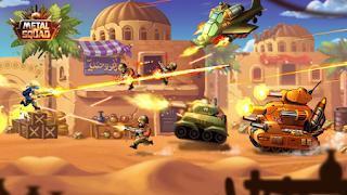 Phiên Bản Game Metal Soldiers 2 Hack Full Tiền Bất Tử Cho Điện Thoại