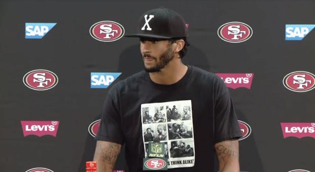 The Miami Herald le increpó por haber usado una camiseta con imágenes de Fidel Castro y Malcom X,
