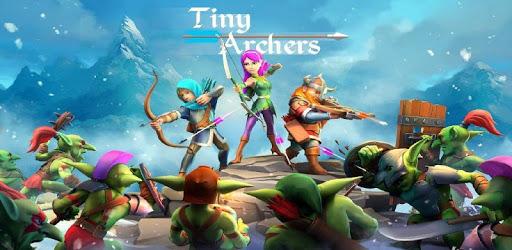 Tiny Archers v1.33.05.0 Apk Mod