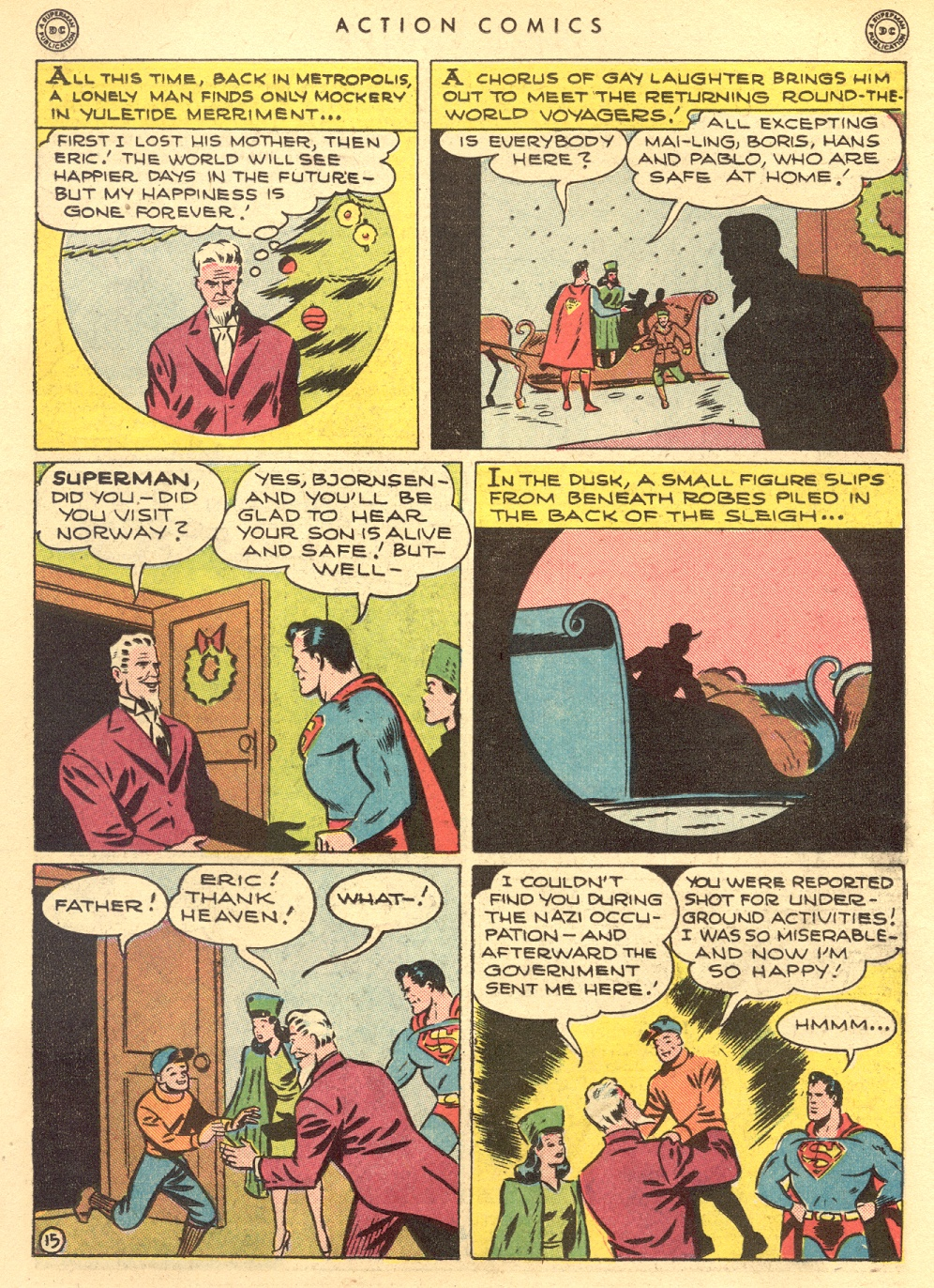 Action Comics (1938) 93 Page 16