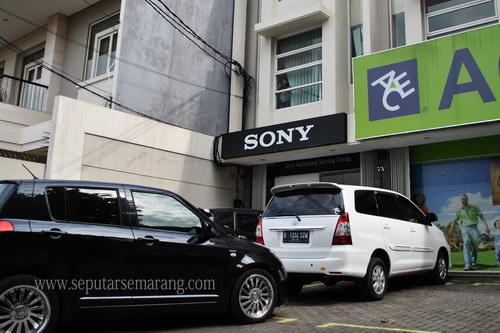 SONY Service Center Semarang