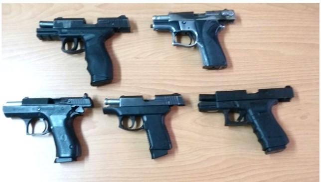 Ministerio de defensa de rep blica dominicana incauta 64 for Porte y tenencia de armas de fuego en republica dominicana