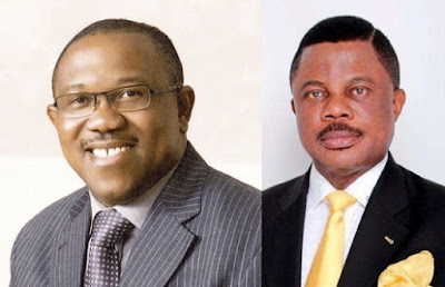 peter X obiano
