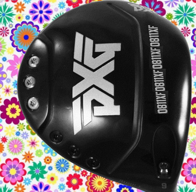 PXG Driver Funny