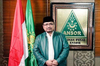 """Demi Perangi FPI di Medsos, GP Ansor Siapkan """"Pasukan Khusus"""""""