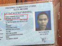 Pelaku bom bunuh diri Di Gereja Katolik St. Yosep Medan Adalah orang batak dan Marga hasugian