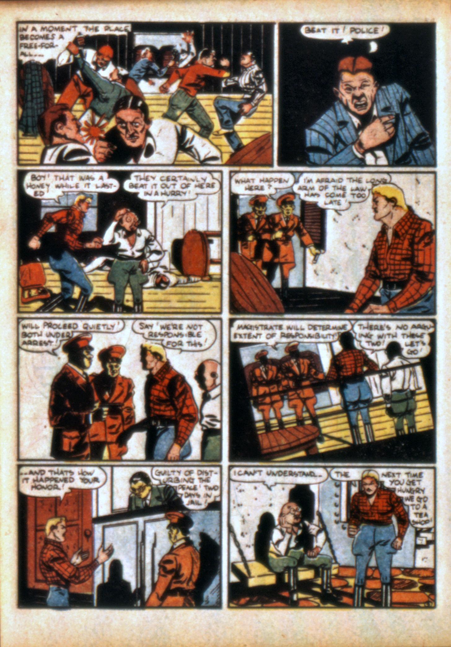 Action Comics (1938) 10 Page 38