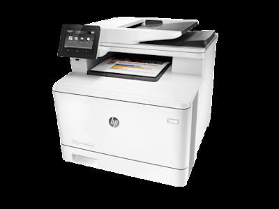 HP LaserJet Pro M477FNW Printer Driver download