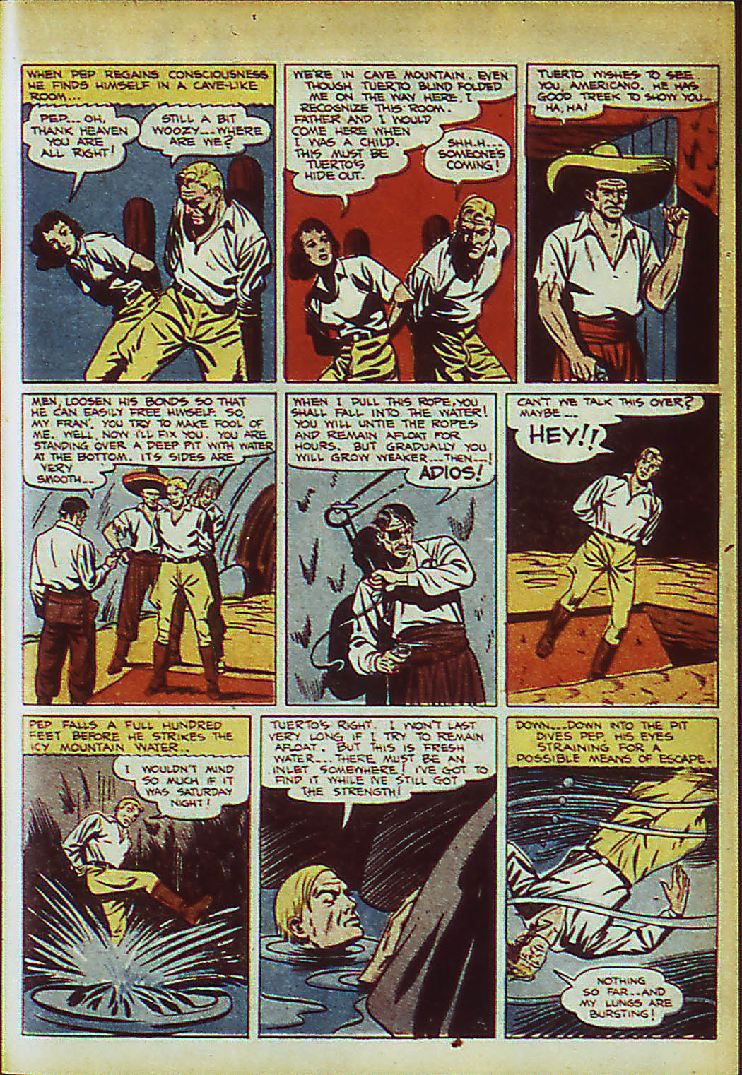 Read online Action Comics (1938) comic -  Issue #41 - 20