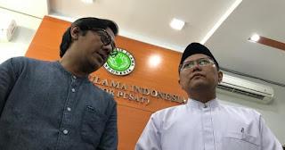 Kunjungi MUI, Andre Taulany Minta Maaf Soal Candaan yang Dinilai Hina Nabi