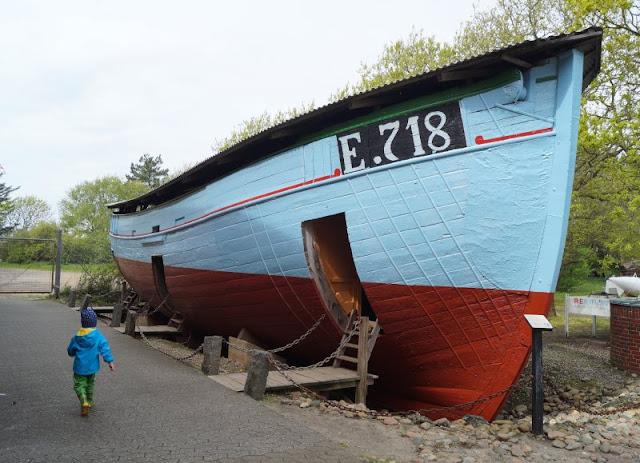 Spannende Ausflugsziele rund um Houstrup, Teil 2: Das Fischerei- und Seefahrtsmuseum Esbjerg (FIMUS) und andere Tipps