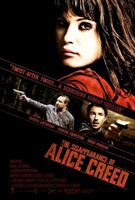 Poster Film The Disappearance of Alice Creed