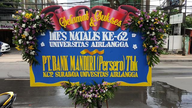 karangan bunga papan surabaya, toko bunga papan surabaya, bunga papan digital printing surabaya