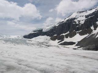 The Glacier Continues.