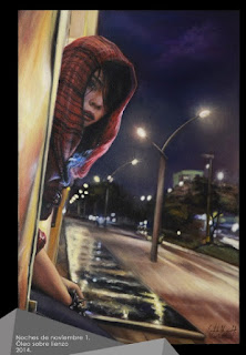 Esteban Naranjo Henao artista realista