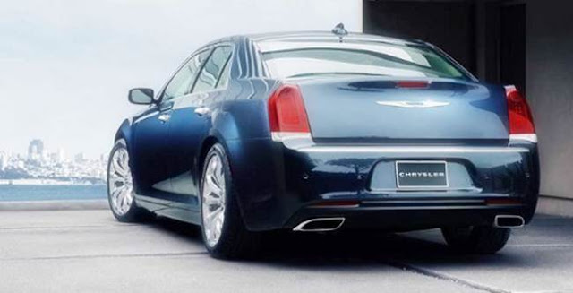 2018 Chrysler Imperial Redesign
