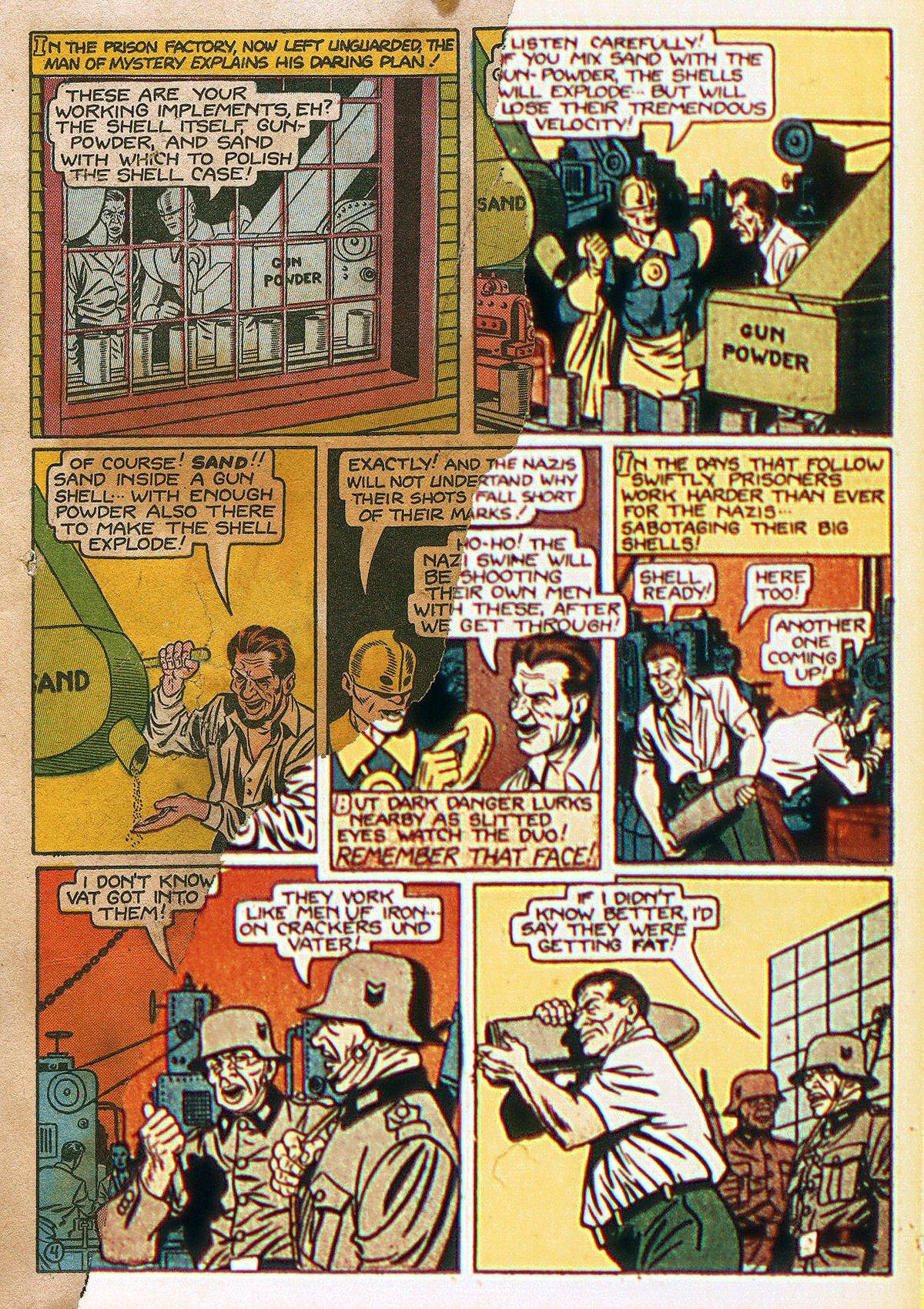 Read online All-Star Comics comic -  Issue #14 - 29