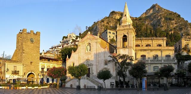 Roteiro de 1 dia em Taormina