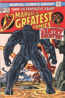 Marvels Greatest Comics 47 Fantastic Four 64