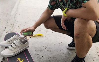 Ketahui Bakteri Jahat yang ada di Sepatu