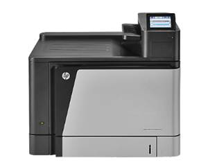 HP Color LaserJet Enterprise M855dn Driver