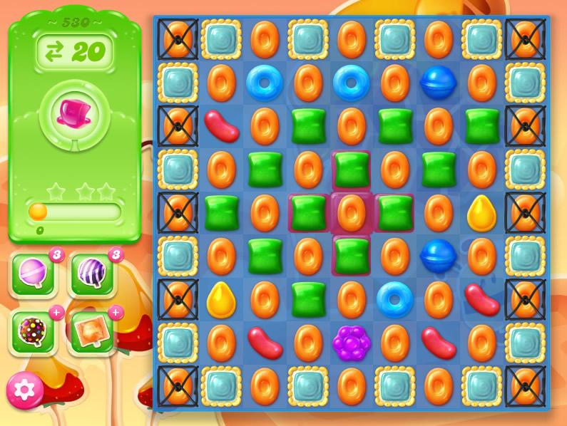 Candy Crush Jelly Saga 530