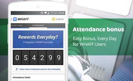 Apa Itu Aplikasi WHAFF Rewards?