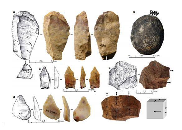 На Філіппінах знайшли кам'яні знаряддя, яким 700 тисяч років