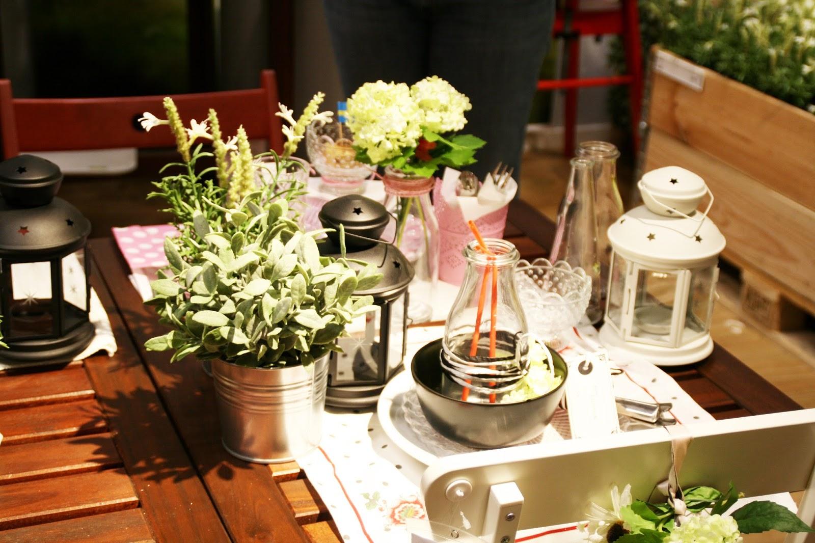 Sehnsuchtssachen Machmidsommar Bei Ikea Tischdeko