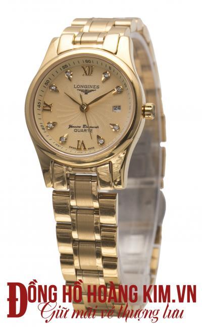 đồng hồ nữ dây thép chính hãng