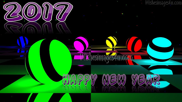 New Year 2017 4K Ultra HD Desktop Wallpapers
