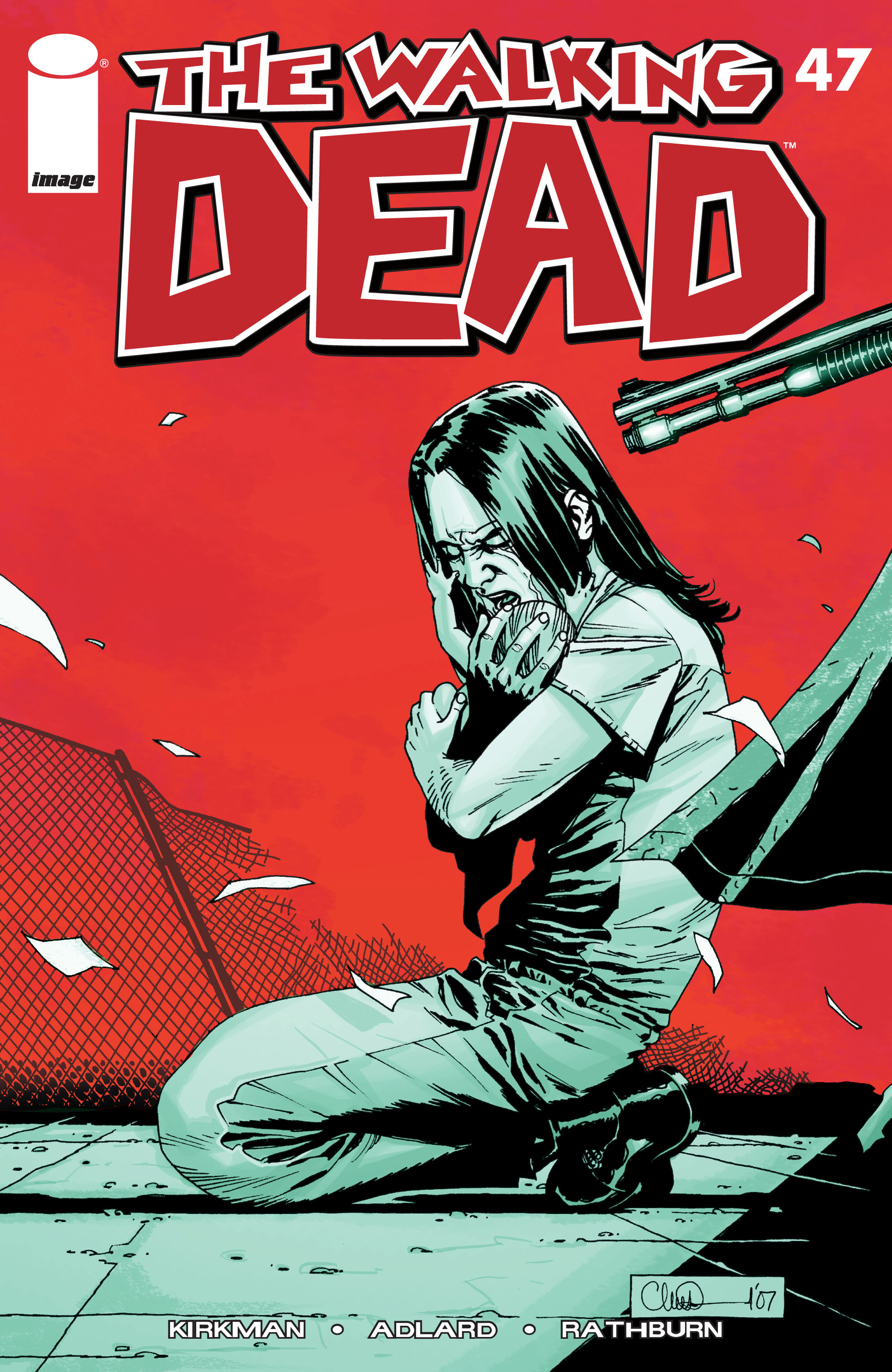 The Walking Dead 47 Page 1