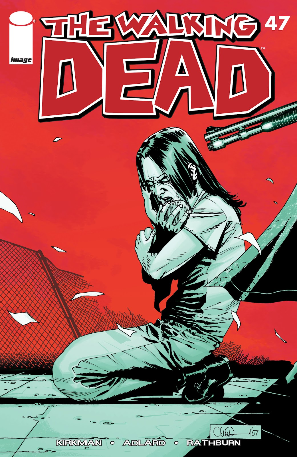 The Walking Dead issue 47 - Page 1