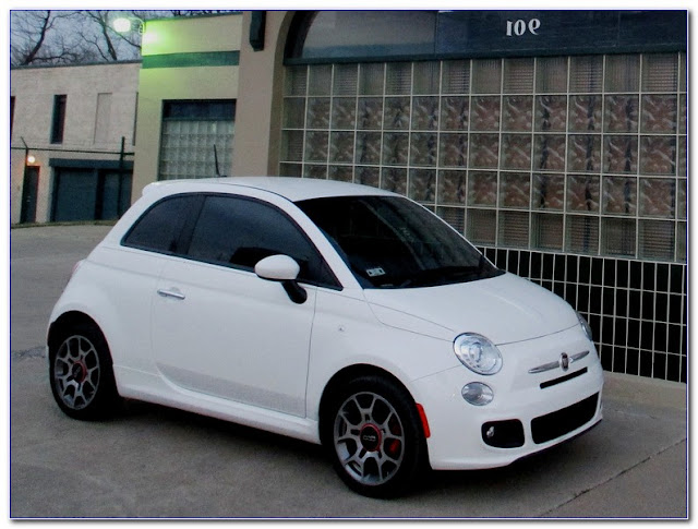 Fiat 500 TINTED WINDOWS Cost