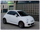 Fiat 500 TINTED WINDOWS