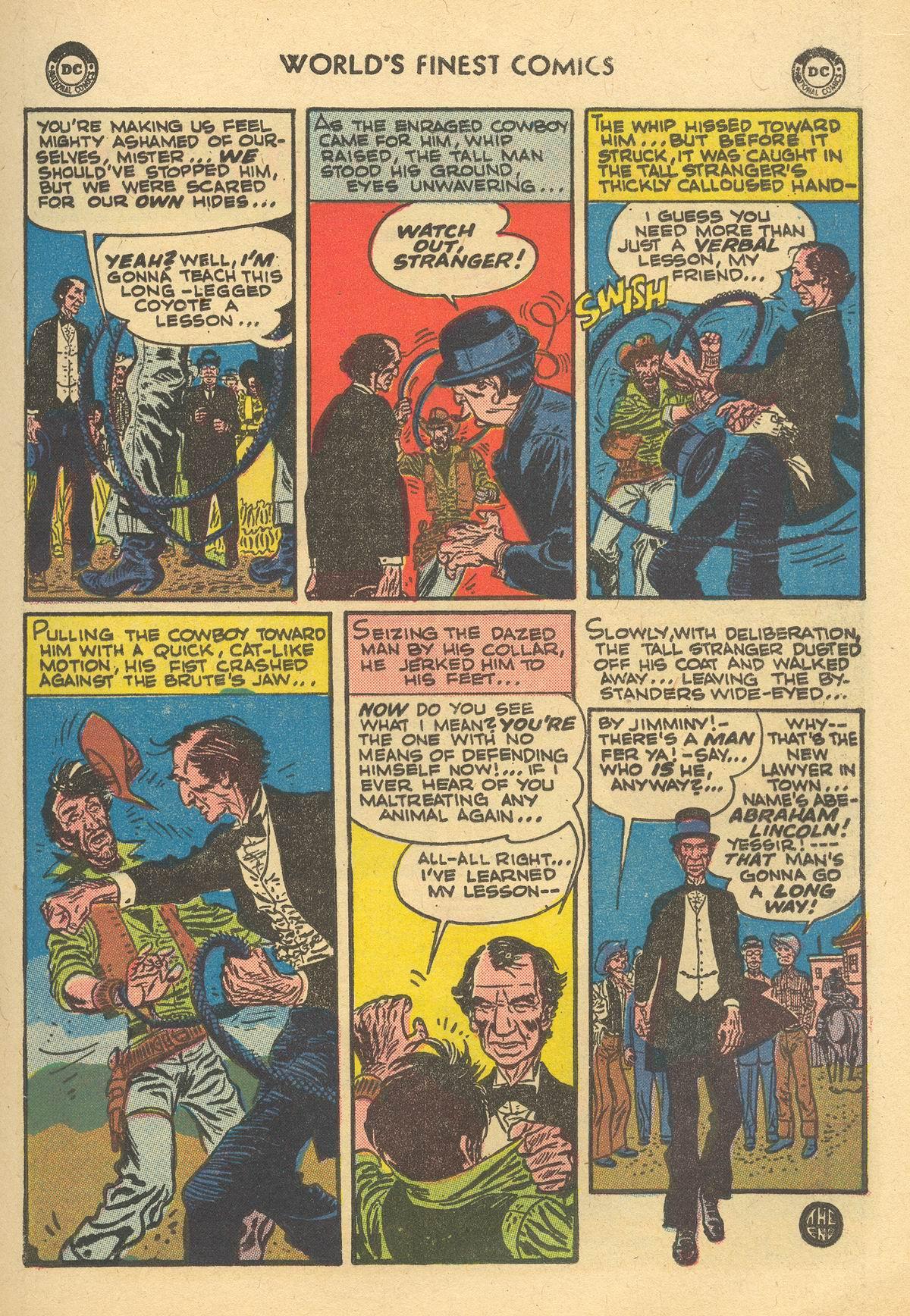 Read online World's Finest Comics comic -  Issue #105 - 17