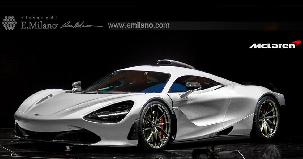 New Car Games >> McLaren BP23 Springs To Life In New Rendering