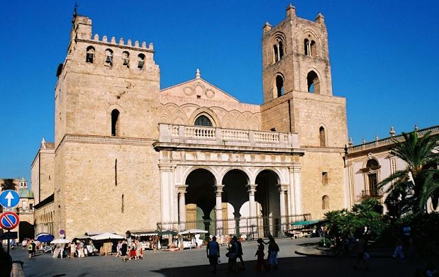 Duomo de Monreale em Sicília