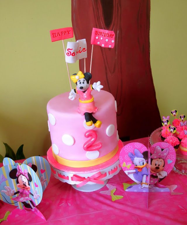 Remarkable Publix Minnie Mouse Birthday Cake Funny Birthday Cards Online Fluifree Goldxyz