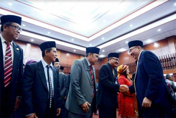 Bengkulu, DetikBengkulu.com, Duduki Jabatan Baru, Pejabat Wajib Utamakan Kepentingan Rakyat