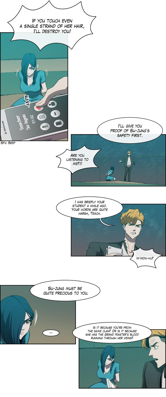 Tale of Eun Aran Ch. 82: Aran vs. Su-hyun