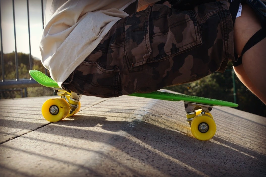 , Plain Lazy Retro Cruiser Skateboard and Tee Review