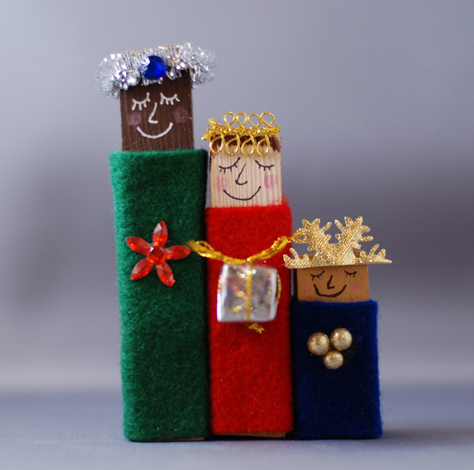 That Artist Woman Quot We Three Kings Quot Christmas Craft