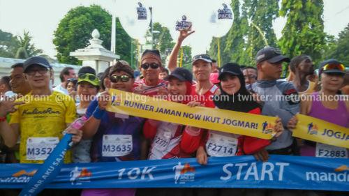 Apa yang Ditonton pada Gelaran Lomba Lari Marathon?