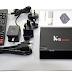 KII PRO Amlogic S905 Quad-core with Digital Satellite Receiver
